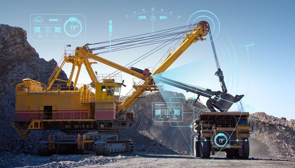 Manfaat Yang Dimiliki IoT Dalam Industri Pertambangan